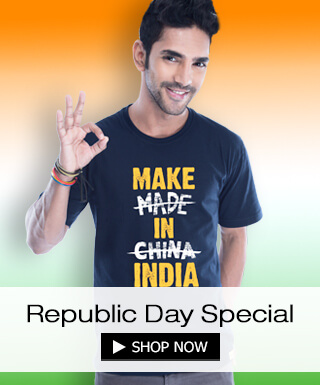 Republic Days Collection india at Bewakoof.com