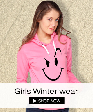 Winter wear for women at Bewakoof.com