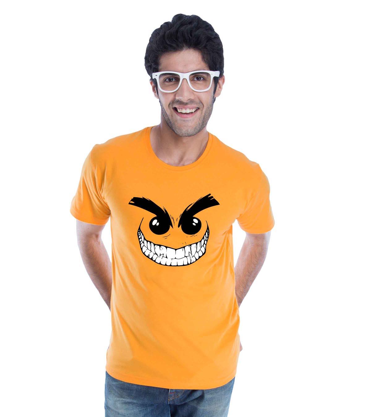 Devil Smiley Guys Tee