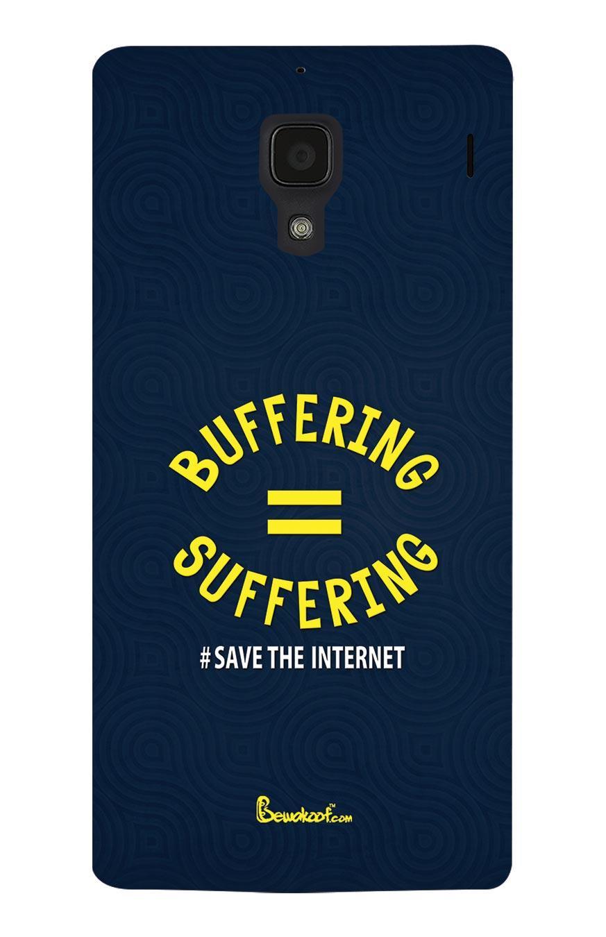 Buffering Is Suffering Redmi 1s Phone Case