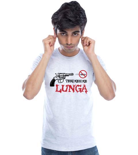 Goli Nahin Marunga Mens T-Shirts