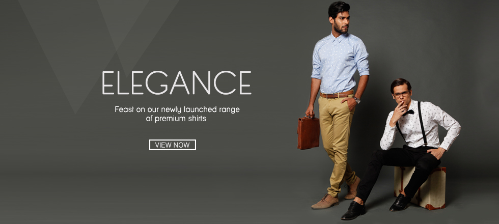 casual shirts for men at Bewakoof.com