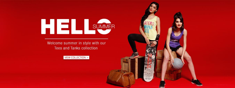 Summer Collection at Bewakoof.com