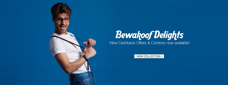 Bewakoof Delights - Combo Offers at Bewakoof.com