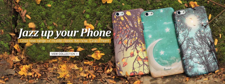 Mobile Covers India at Bewakoof.com