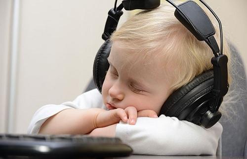 Baby Sleep headphones
