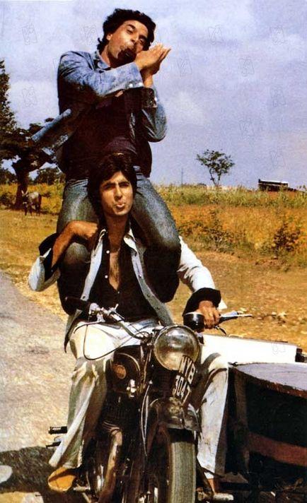 Sholay 1972 real: Ramesh Sippy Amitabh Bachchan Dharmendra Collection Christophel