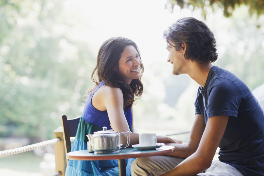 Conversation on a date